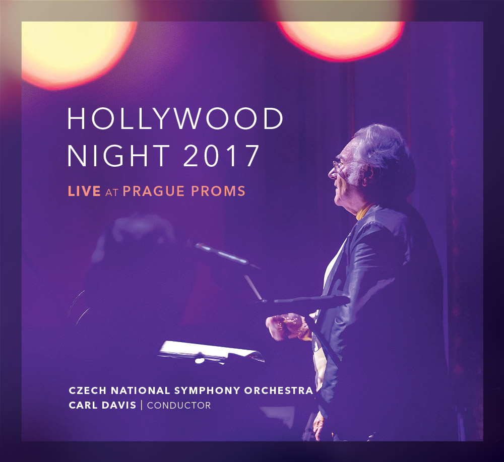 Live on Prague Proms - Hollywood Night 2017, právě vychází na CD