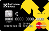 Raiffeisen Bank Credit Card