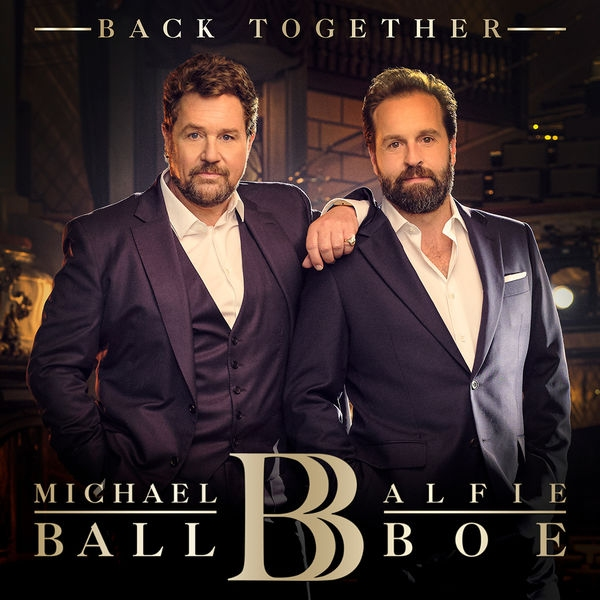 "Music for the ablum ""Back Together"" of tenors Michael Ball and Alfie Boe recorded by CNSO"