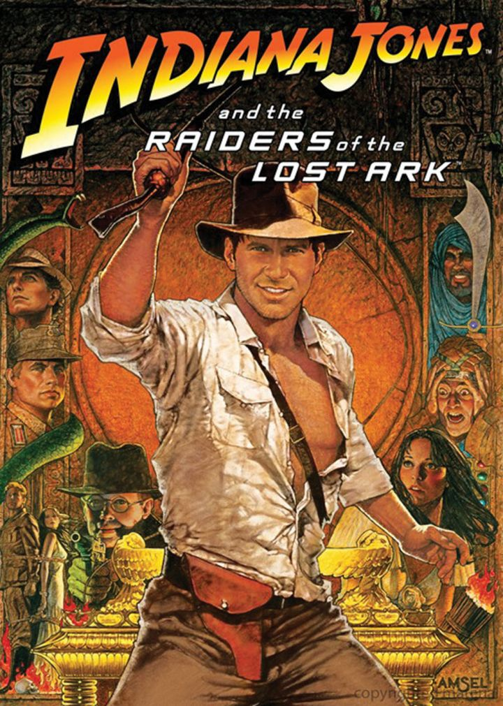 Raiders of the Lost Ark in Concert, Bristol, 5.4. 2018