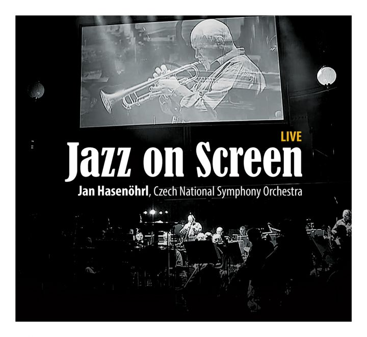 Live on Prague Proms - Jazz on Screen, právě vychází na CD