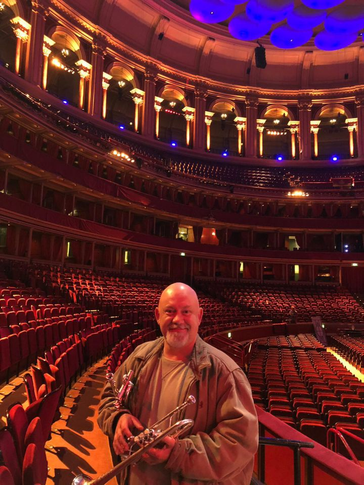 Jan Hasenöhrl | Royal Albert Hall